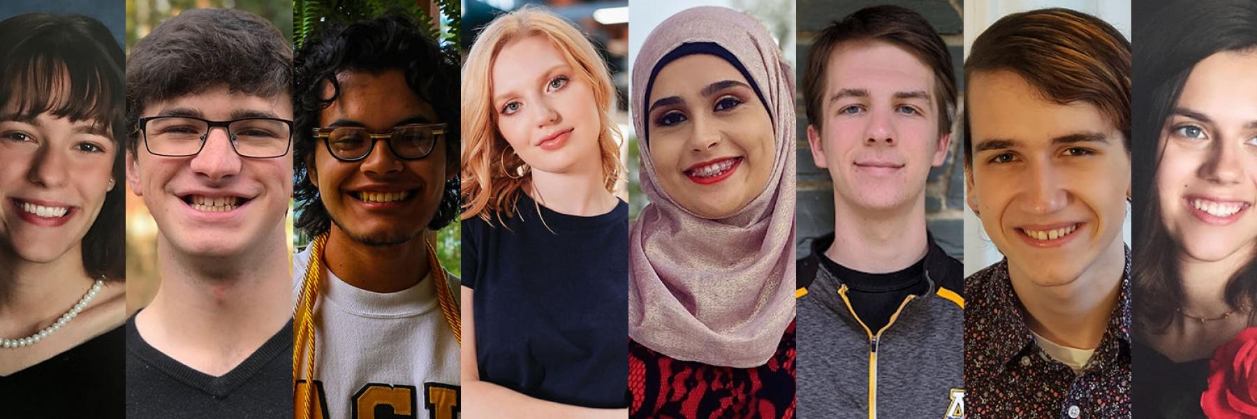 2020-21 Chancellor's Scholars