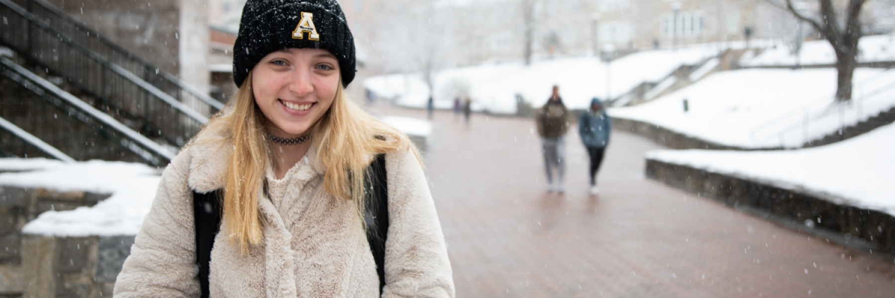 Image, Student, Snow, Casual