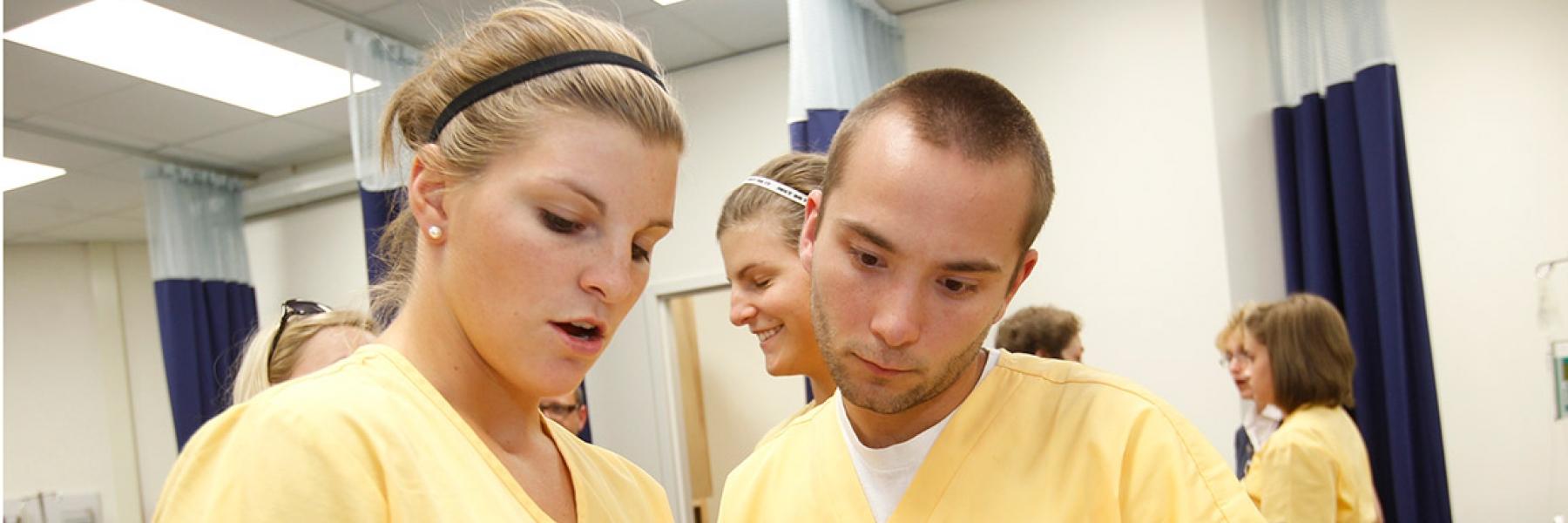 ASU Nursing Students