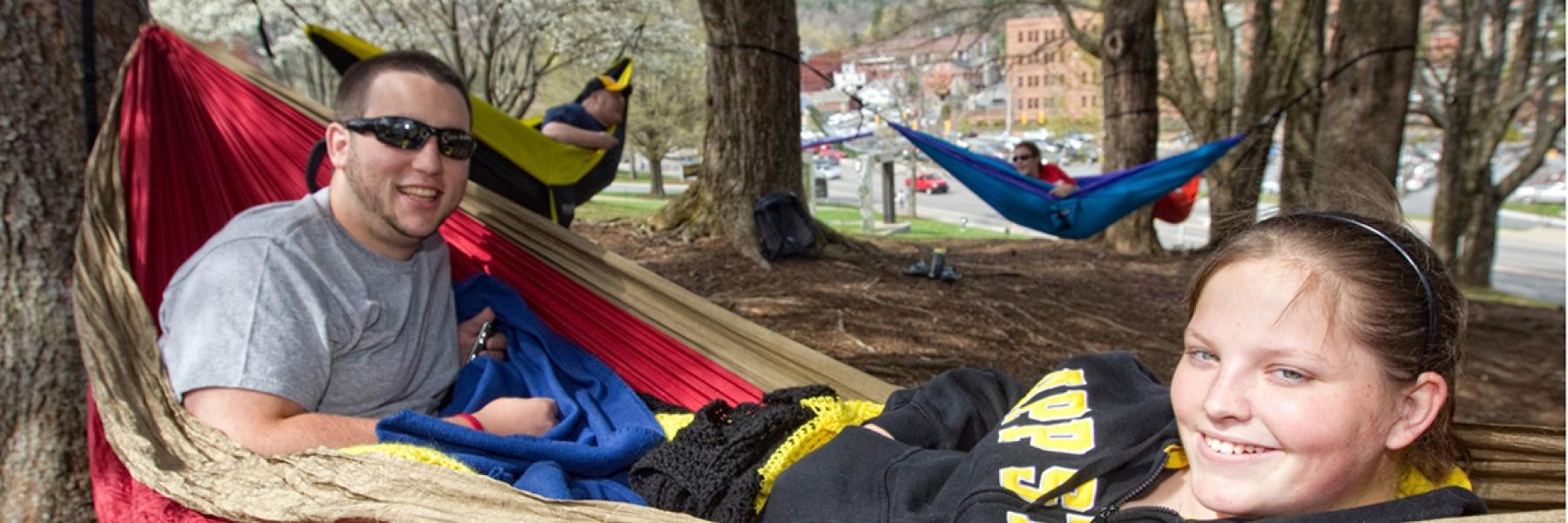 Watauga Residential College students